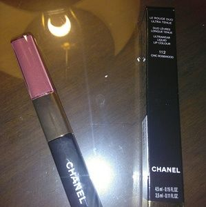 Chanel Le Rouge Duo LipColor and Gloss